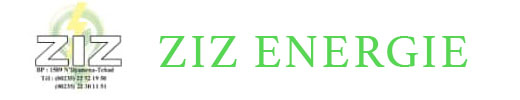 ZIZ ENERGIE Logo